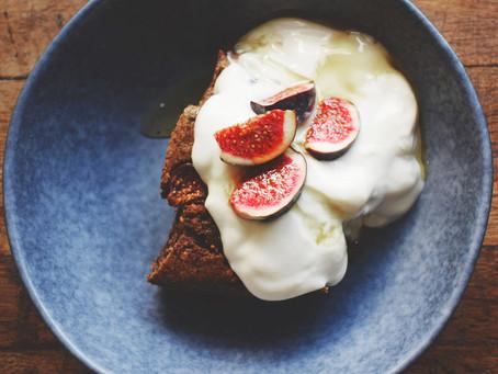 Flourless Fig and Walnut Cake