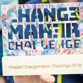 The Dopper Change Maker Challenge - Finalist