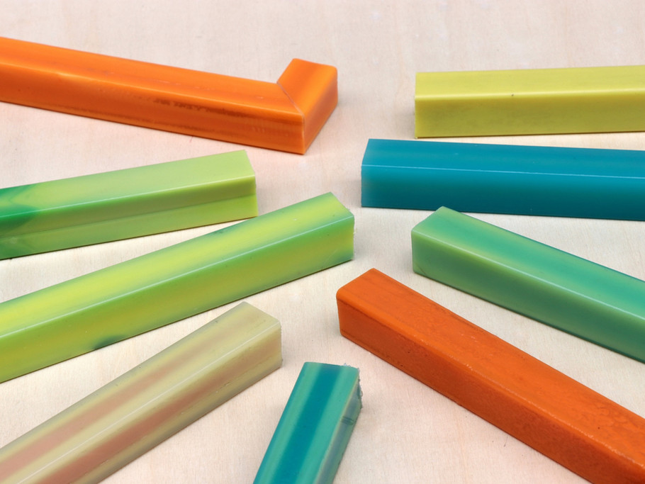 Recycled Plastic Beams