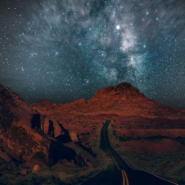 Best views in the Valley of Fire State Park