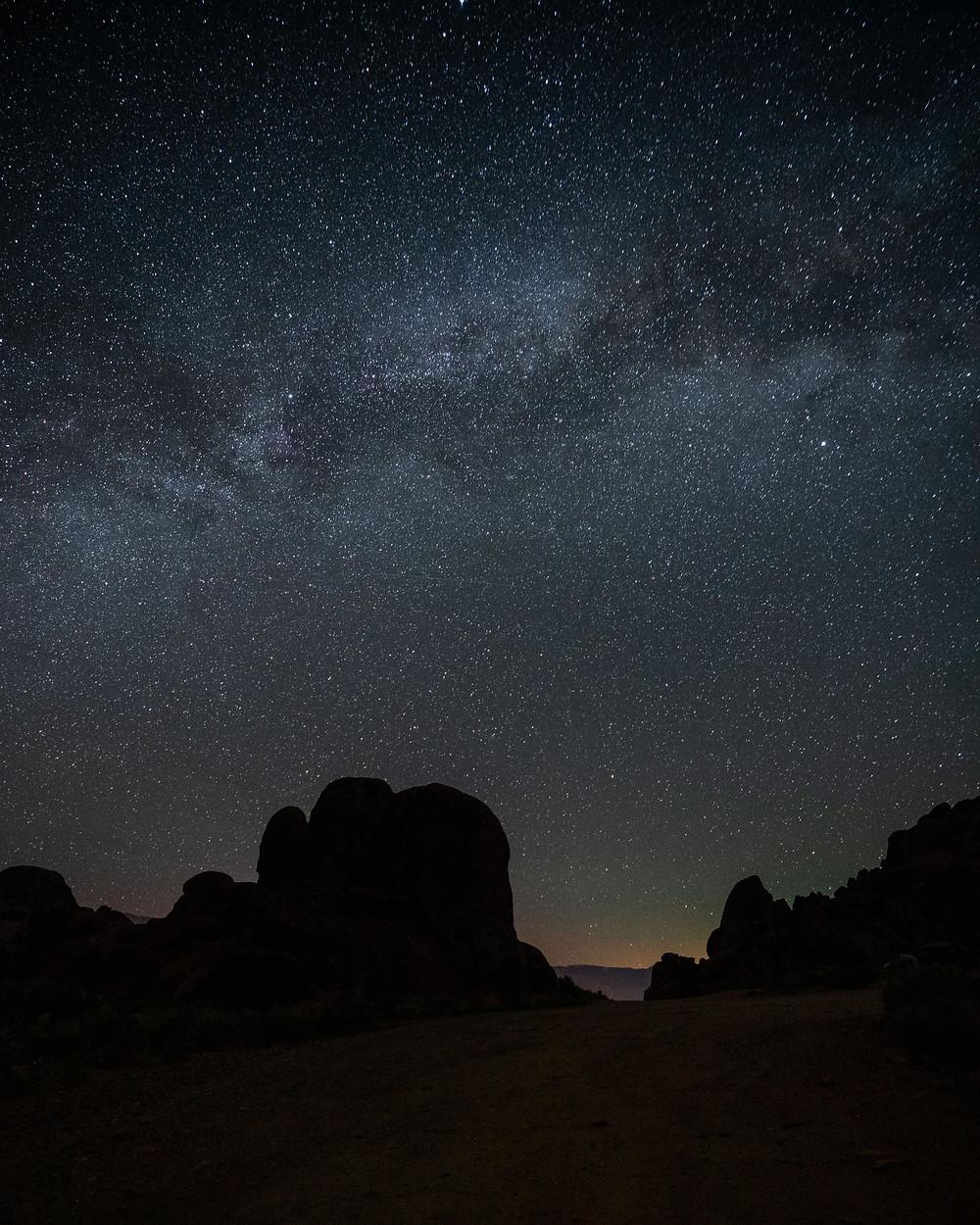 Star gazing and Milky Way views in the Sedona night skies