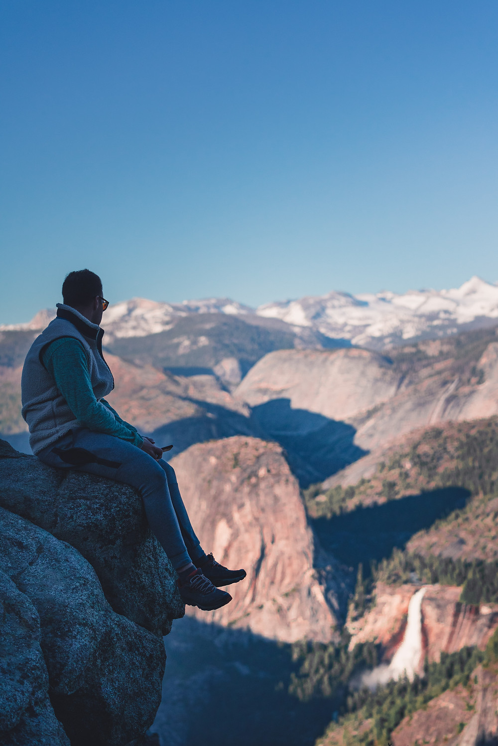 Yosemite National Park Views from Washburn Point