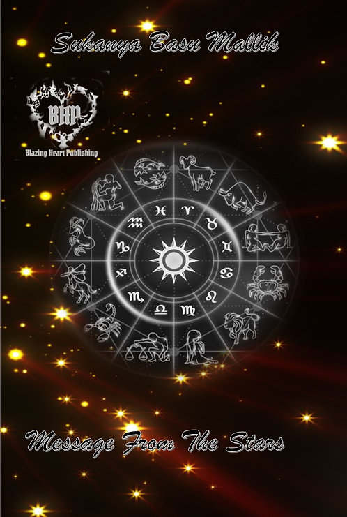 Message From The Stars by Sukanya Basu Mallik