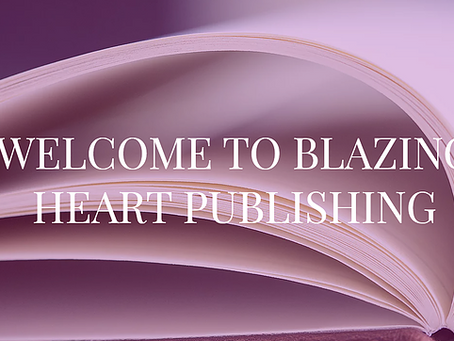Welcome to Our Blazing Heart Blog