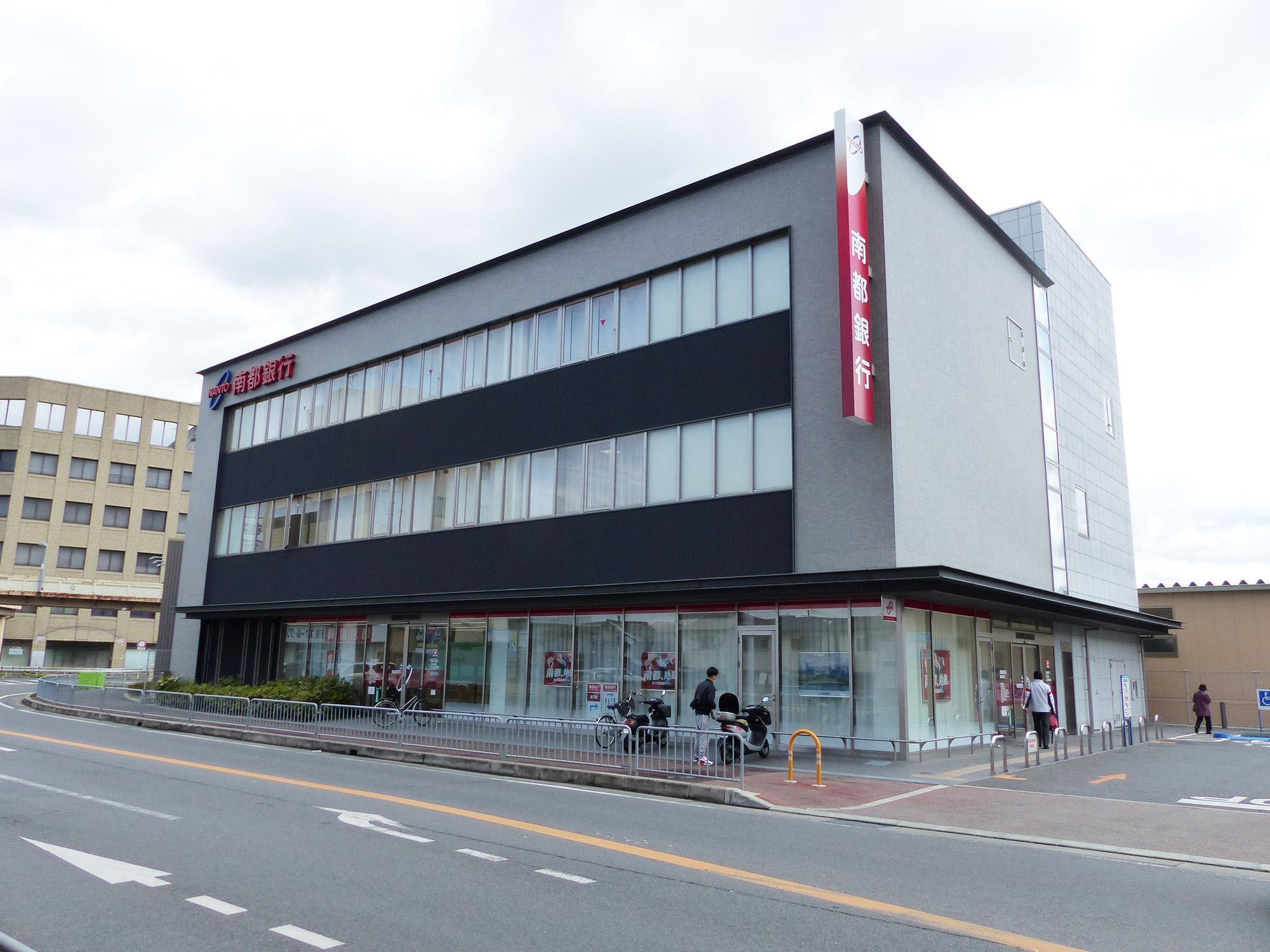 南都銀行 高田支店
