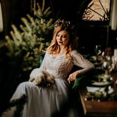Stara Kruszarnia | Zimowy ślub w górach