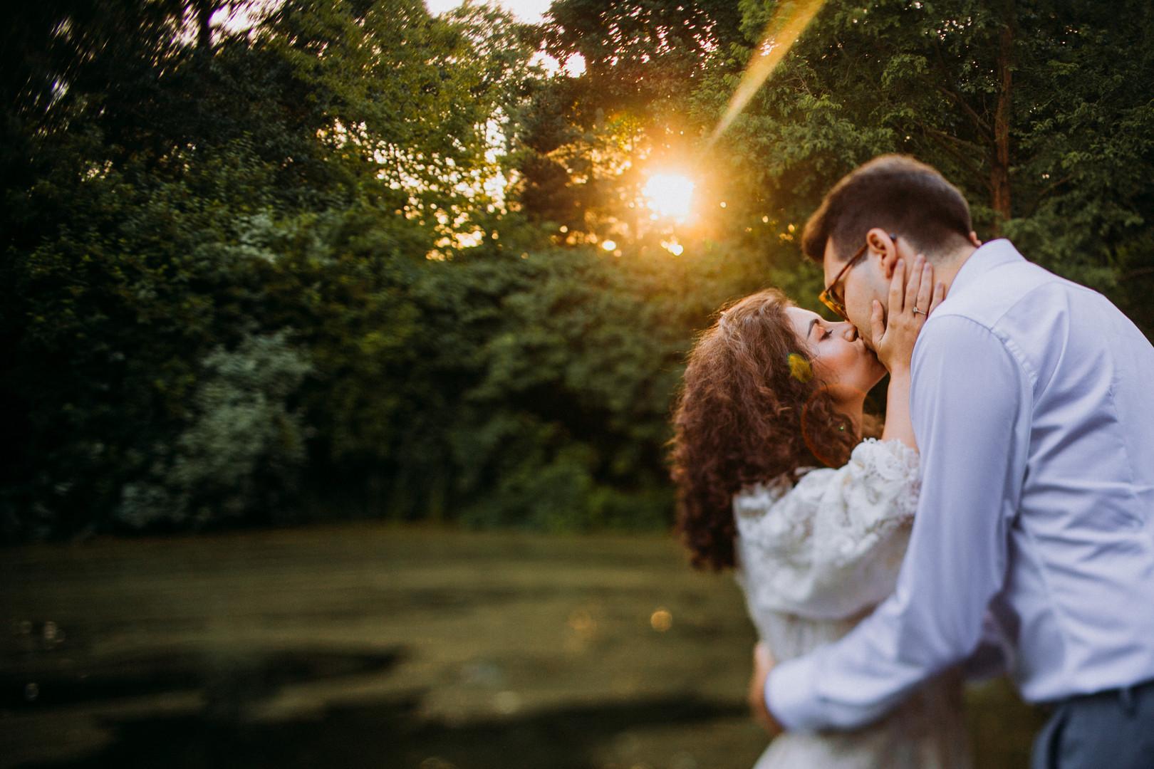poślubna sesja plenerowa