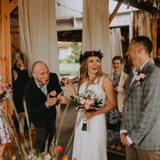 Slow wedding w Przepitkach