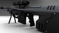 SR99 Sniper Rifle