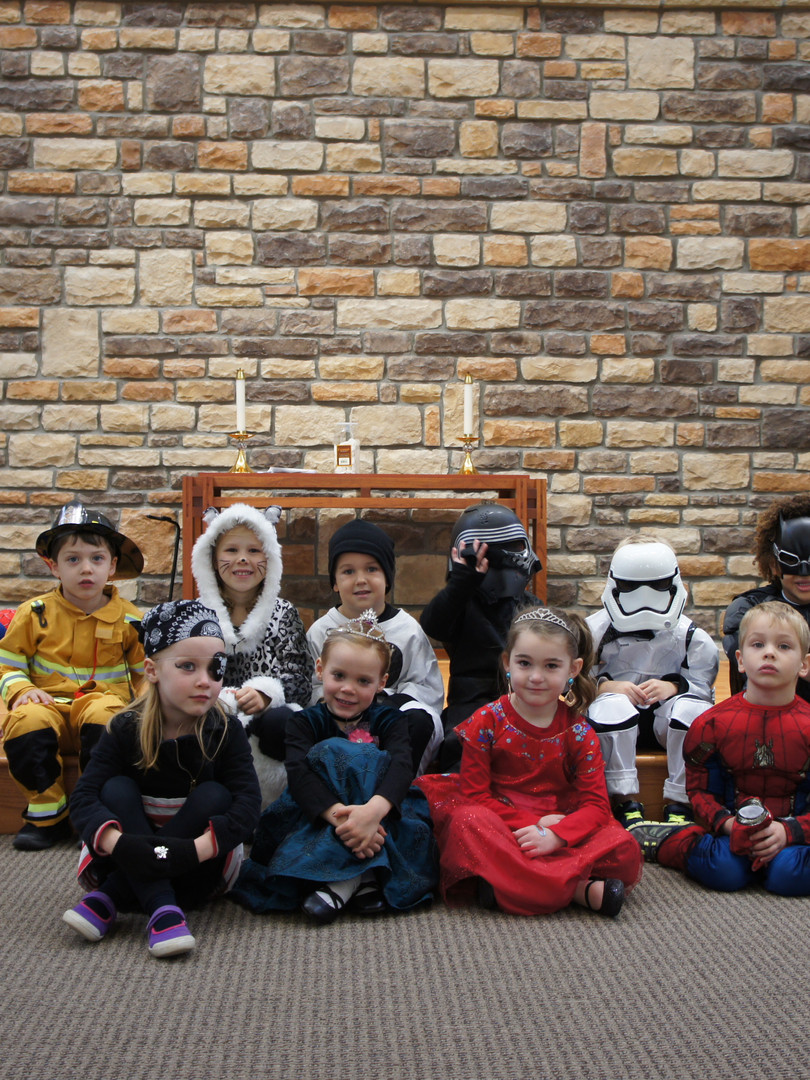 Fall Harvest Costumes