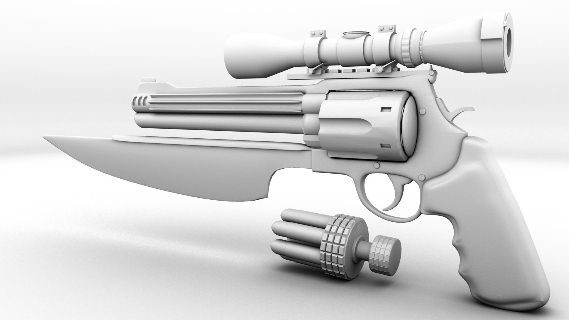 Custom Revolver