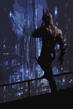 Batman Beyond Concept