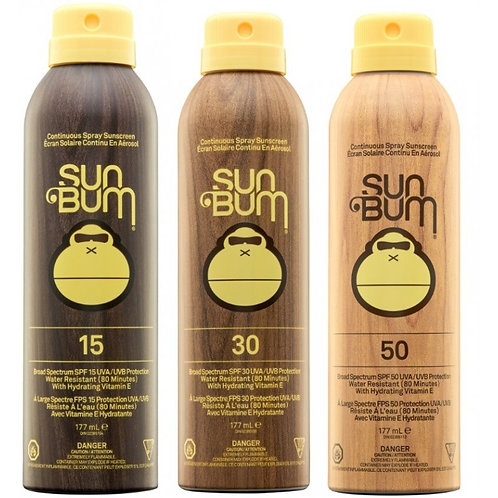 Sun Bum - Original SPF 15 Sunscreen Spray - 6oz