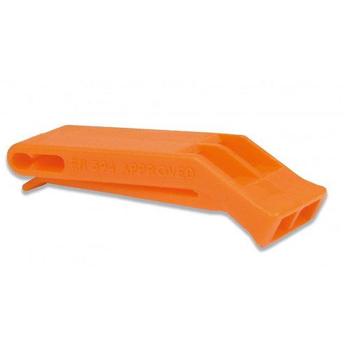Sifflet de sécurité orange