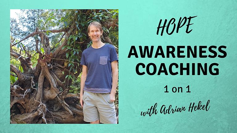 HOPE Awareness Coaching 1 on 1