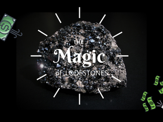 The Magick of Lodestones