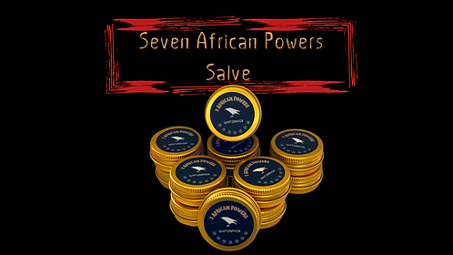 7 African Powers Salve