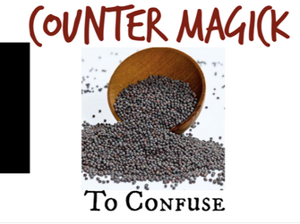 THE USE OF COUNTER MAGICK