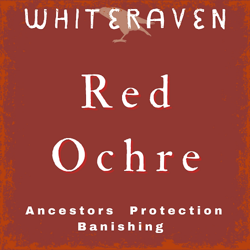 Pure Red Ochre