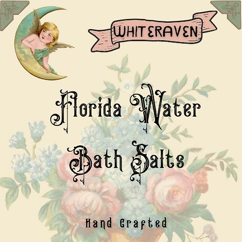 Florida Water Bath Salts