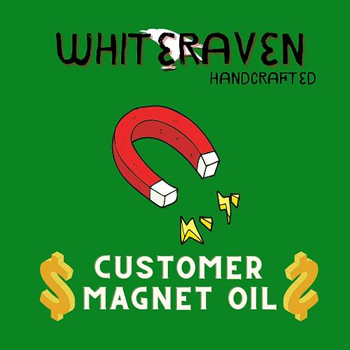 Customer magnet oil