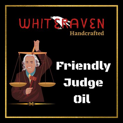 Friendly Judge Oil
