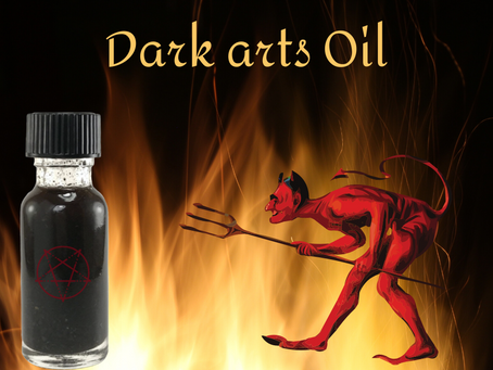 Dark/Black Arts Oil