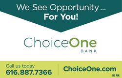 Choice One Bank