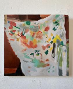 Paint Rag Still Life