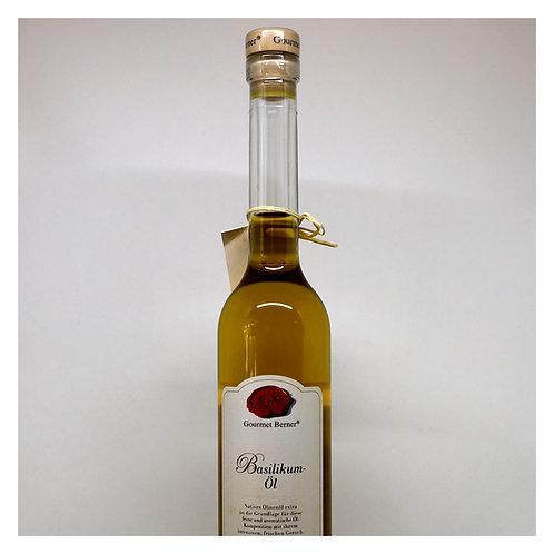 Gourmet Berner - Basilikum Öl