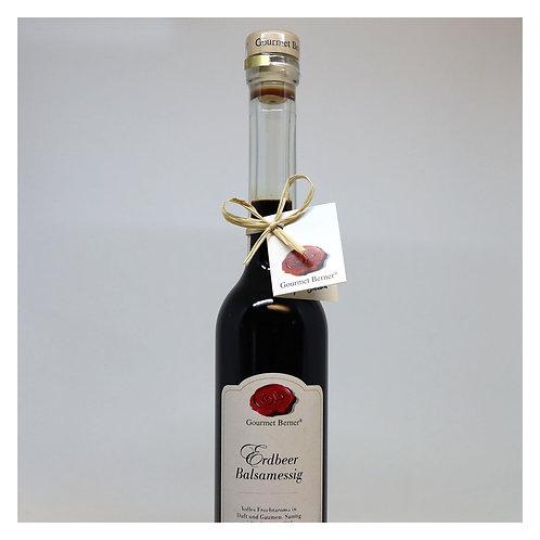 Gourmet Berner - Erdbeer-Balsamessig