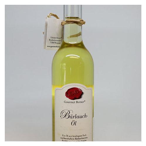 Gourmet Berner - Bärlauch-Öl