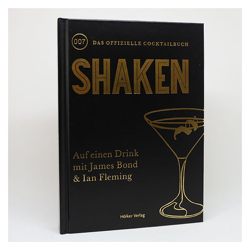 "Cocktailbuch ""Shaken"""