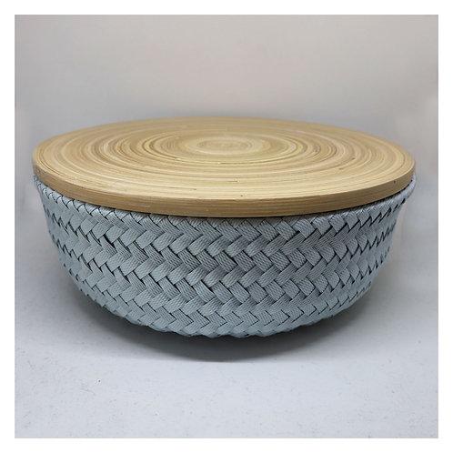 Bamboo Korb mit Deckel M