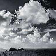 Hallway 16 Just Big Clouds Over the Ocea