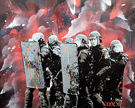 "10. Voxx Romana  ""Paint the Police"" - 16"