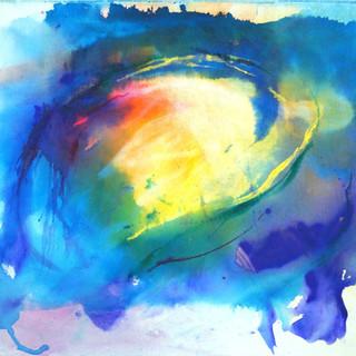 Kosmische Wolke V