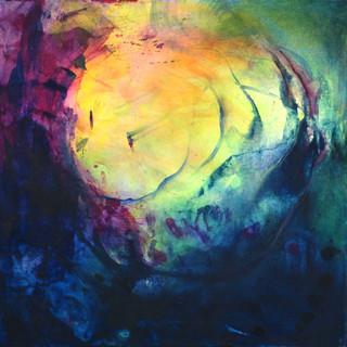 Kosmische Wolke IV