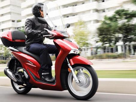 escúter, adaptación de scooter