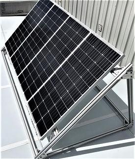 400 WATTS SOLAR PANELS TEST SETUP.jpg