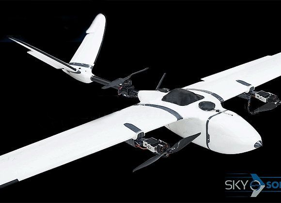 SS VTOL for Photogrammetry & Mapping