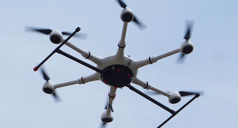 Hexacopter SS600
