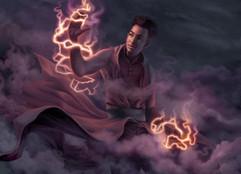 Gathering the Stormfire