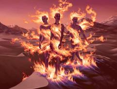 The Fiery Wanderers