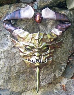 Nicol Bolas Mask