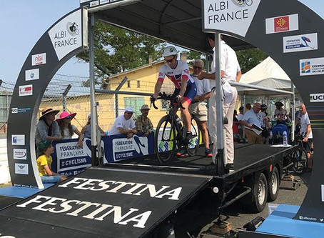 UCI ITT and Road Race World Championships Albi 2017