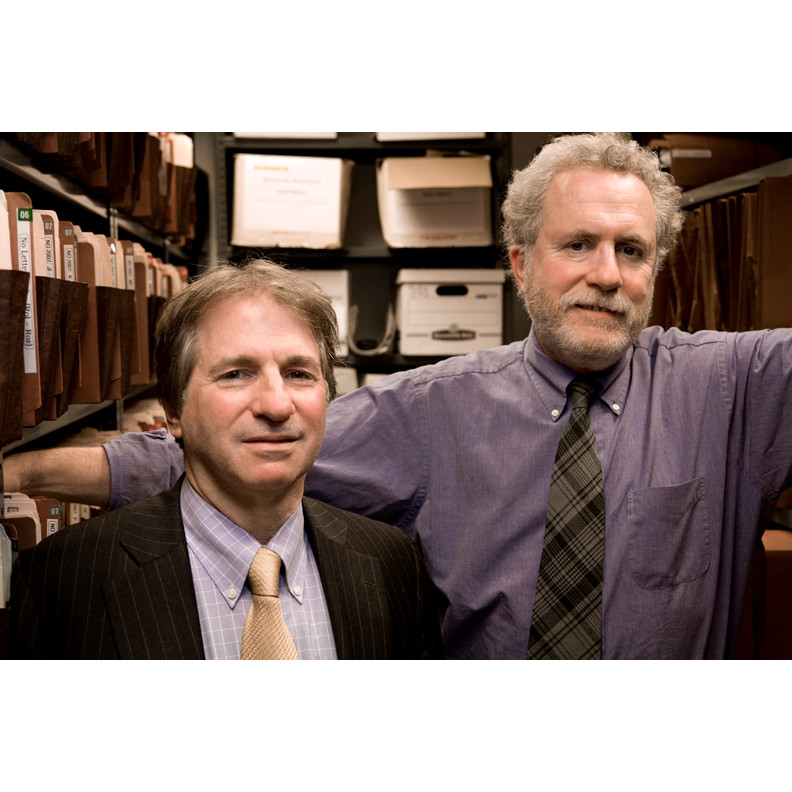 Barry Scheck & Peter Neufeld