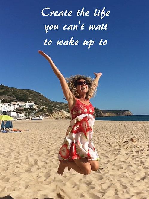 8 week holistic body transformation