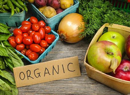 The 2 main reasons to choose organic