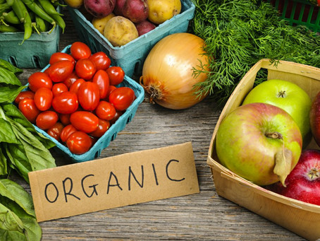 The 2 main reasons to choose organic